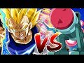 100% STR Majin Vegeta vs Punch Machine | Dragon Ball Z Dokkan Battle