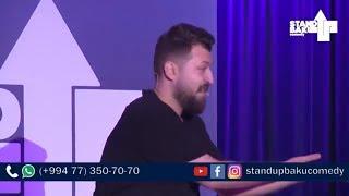 Erkin Engin (Stand UP Baku 8-ci şou)