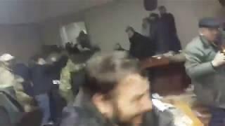 Суд над Коханівським | Беркут штурмует помещение | 24 10 2017