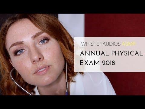 ASMR - Annual Physical Exam 2018