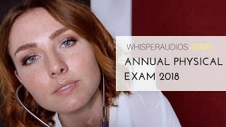 ASMR - Annual Physical Exam 2018