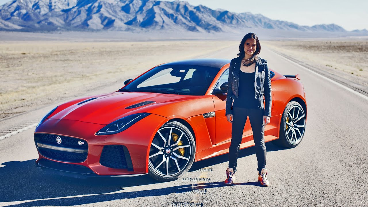 Michelle rodriguez jaguar