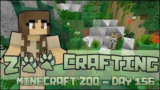 Zoo Crafting! Battling Back the Jungle! - Episode #156 | Season 2