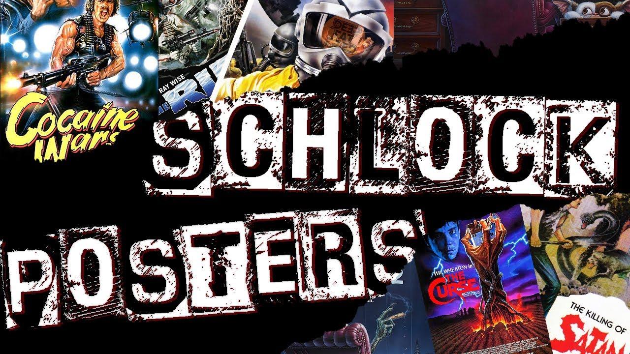 Schlock Movie Posters