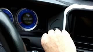 ipd Volvo Service Light Reset Procedure 2011- S60, 2007-S80, 2008-V70/XC70, 2010-XC60