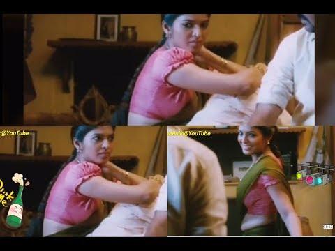 Actress Sanchita Shetty Hot in half Saree - CineBulk thumbnail