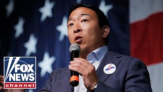 Andrew Yang announces run for New York City mayor