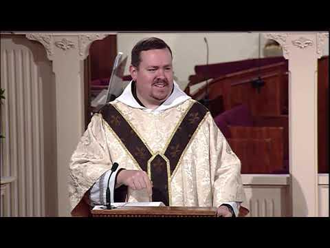 Daily Catholic Mass - 2019-02-04 - Fr. Matthew