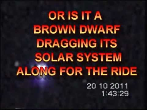 NIBIRU designation 2003 ub313 VISIBLE TO NAKED EYE NEAR BIG DIPPER