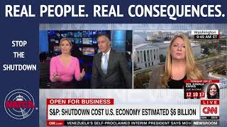 NATCA EVP Trish Gilbert, CNN Jan  28, 2019
