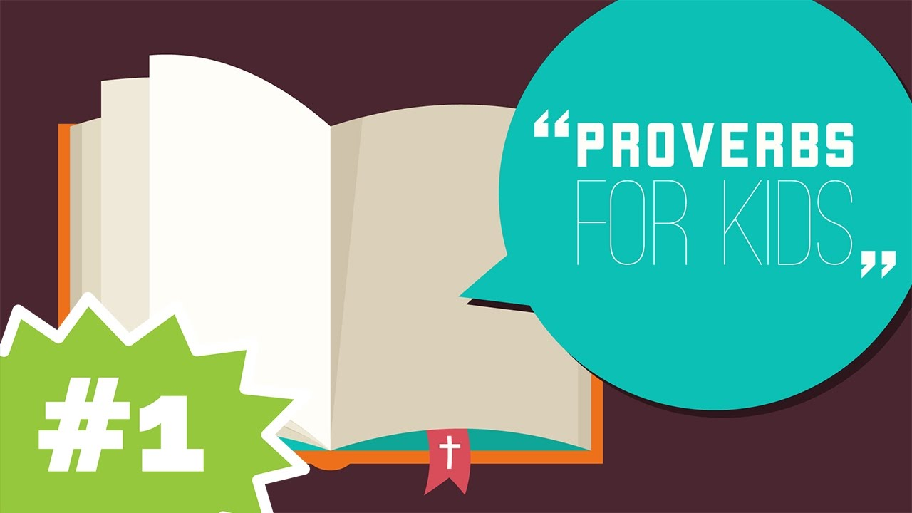Intro to the Book of Proverbs | Proverbs for Kids #1
