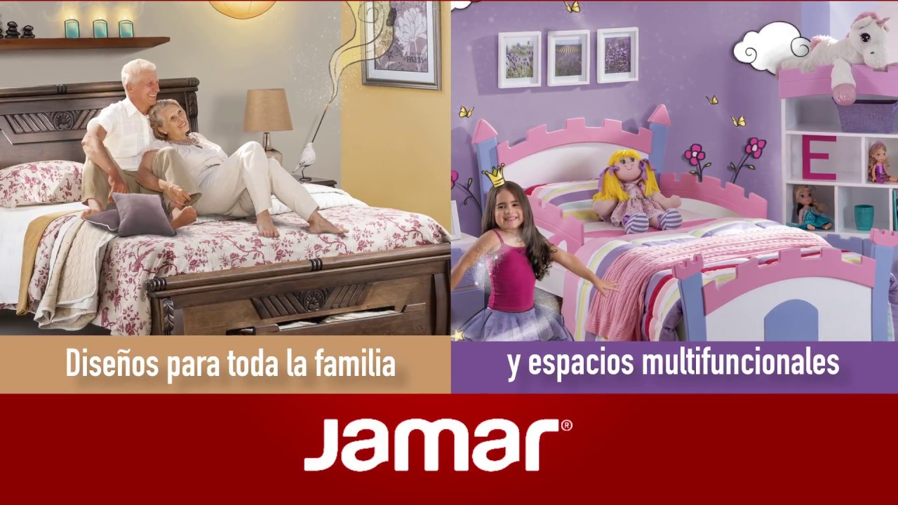 Feria de la alcoba jamar junio 2017 youtube for Mueble jamar