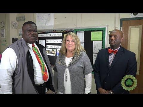LEAD LEARNER UPDATES: MOORE STREET SCHOOL
