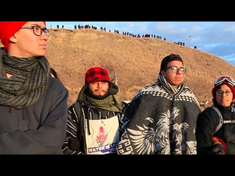 Thanksgiving on Standing Rock