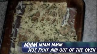 Cooking With Chris Mushroom Parmesan Baked Haddock