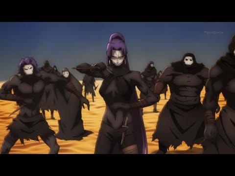 [FGO Chinese server] Prisma Causeway Event: Hundred-Faced Hassan vs Chloe von Einzbern