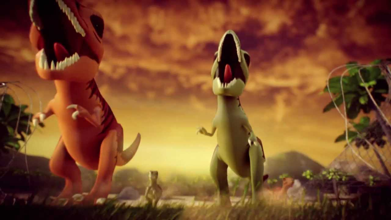 Lego dino commercial 2011 hd youtube - Dinosaure lego ...