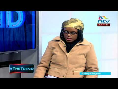 Njambi Koikai: I use my situation as a voice for women suffering in silence #theTrend