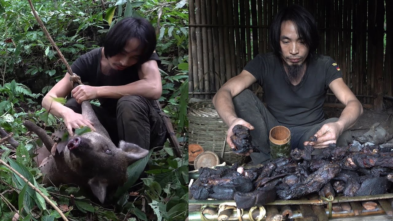 Primitive Technology: Finding, Trapping and Preserving wild Meat