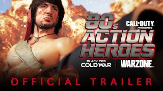 80's Action Heroes Trailer | Season Three | Call of Duty®: Black Ops Cold War & Warzone™