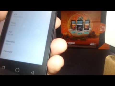 C Spire (Cellular South) 4G LTE APN Settings for Internet & MMS