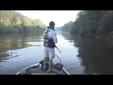 Edwin Evers Final Day on Alabama River