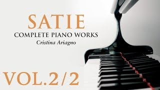 Satie Complete Piano Works Vol.2