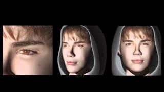 3D Bieber