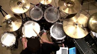 Monster - Paramore Drum Cover HD