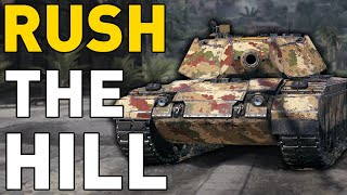 RUSH THE HILL - World of Tanks
