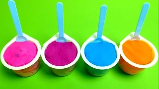 play doh ice cream surprise toys baby groot minions