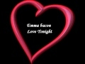 Emma Bacon - Love Tonight