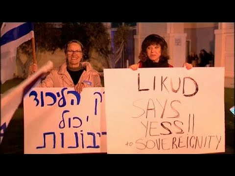 Likud calls on Israeli government to annexe Jewish settlements in West Bank