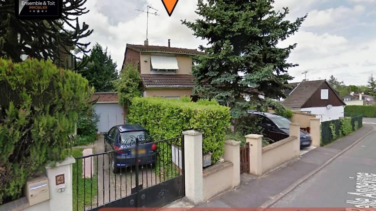maison a vendre avec jardin garage et 3 chambres 224 77230 dammartin en go 235 le