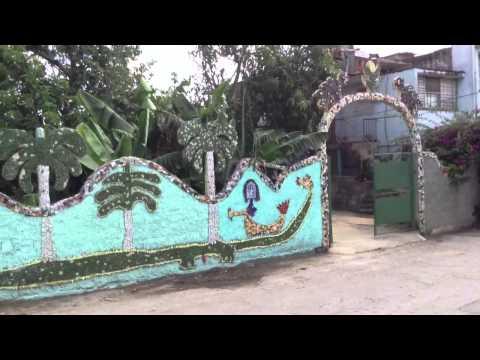 glimpse of Cuban art