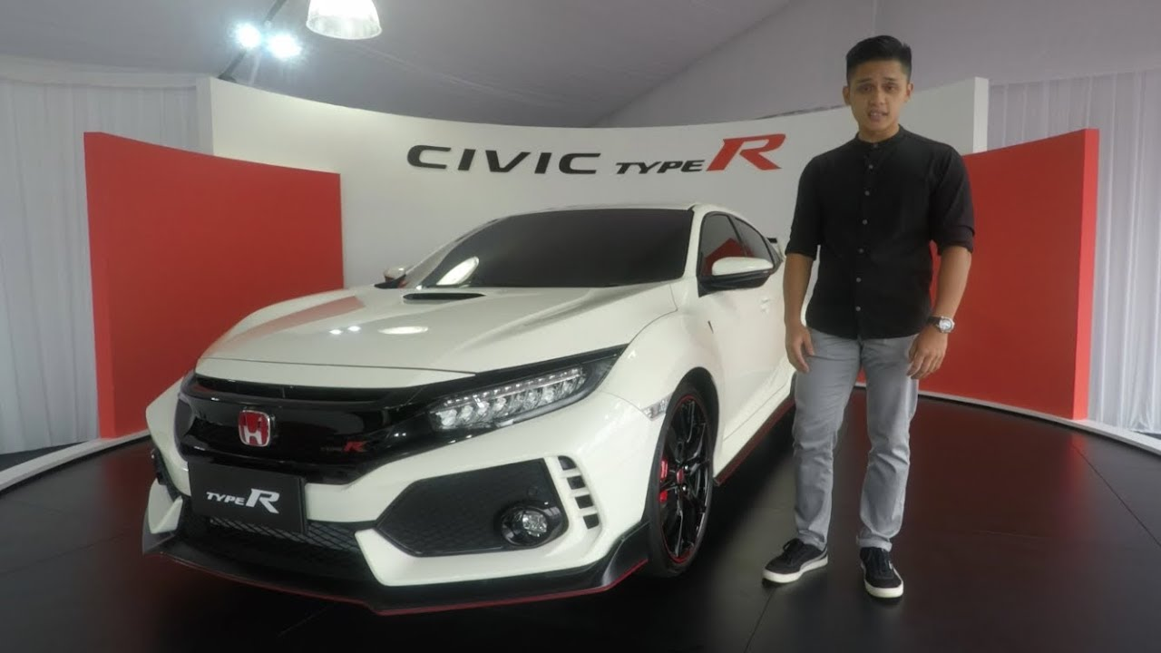 FIRST LOOK: FK8 Honda Civic Type R previewed in Malaysia ...