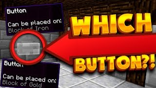WHICH BUTTON IS THE RIGHT BUTTON?! - Minecraft Find The Button Map