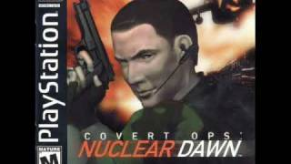 Covert Ops- Nuclear Dawn (PlayStation Game)