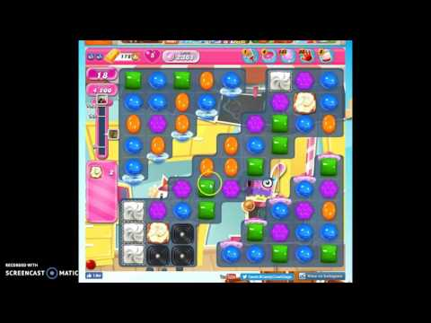 Candy Crush Level 2361 help w/audio tips, hints, tricks