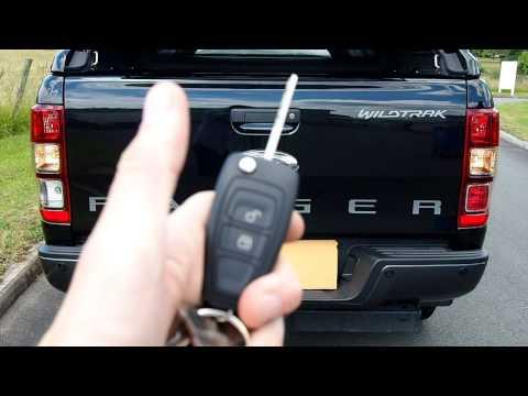 Ford Ranger T6 Eagle 1 Tailgate Lock - Power Lock