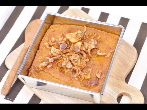 Thai Coconut Custard (Thai Dessert) – Khanom Maw Kaeng ขนมหม้อแกง