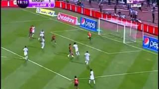 اهداف مباراة الزمالك والاهلى 29-6-2011 / ايجى جول