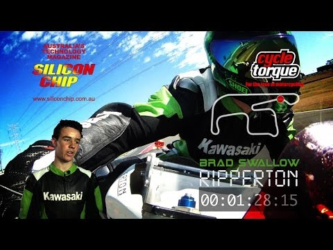 Australian Electric Superbikes - eFXC Round 3 - Brad Swallow - Sydney Motorsport Park