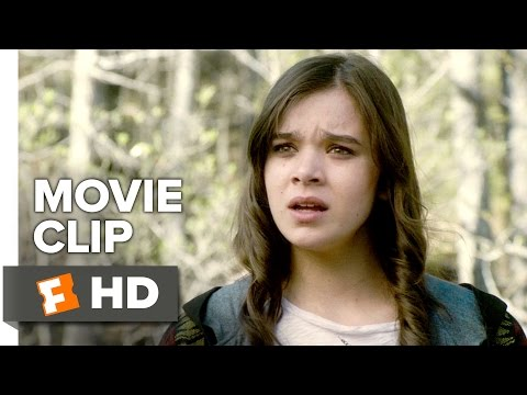 Term Life Movie CLIP - In the Car (2016) - Hailee Steinfeld, Vince Vaughn Movie HD