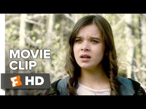 Term Life Movie CLIP - In the Car (2016) - Hailee Steinfeld, Vince Vaughn Movie HD