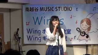 nako 『ケセラセラ/fhana』 Wingボーカル教室