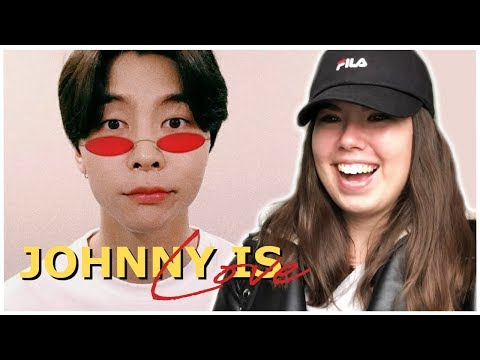 NCT JOHNNY FUNNY & CUTE MOMENTS Reaction