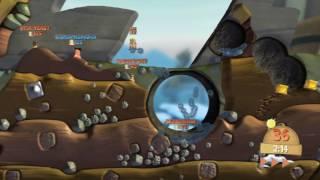 Worms Battlegrounds w/AVAST YE COOKIE