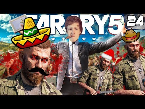Vader Jacob, slaapt gij nog? (Bossfight) - Far Cry 5 #24 thumbnail