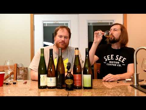 Wine Is Serious Business 350: Miscellaneous 10 Year Old Oregon White Wine